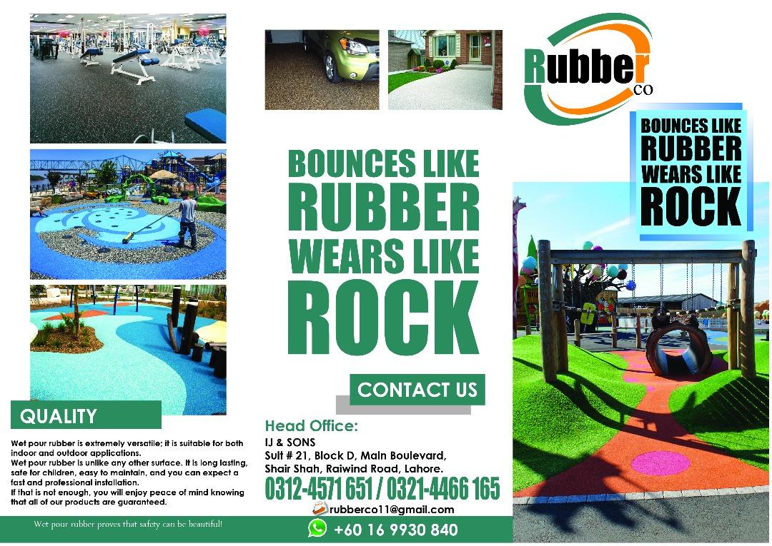 Rubber Flooring